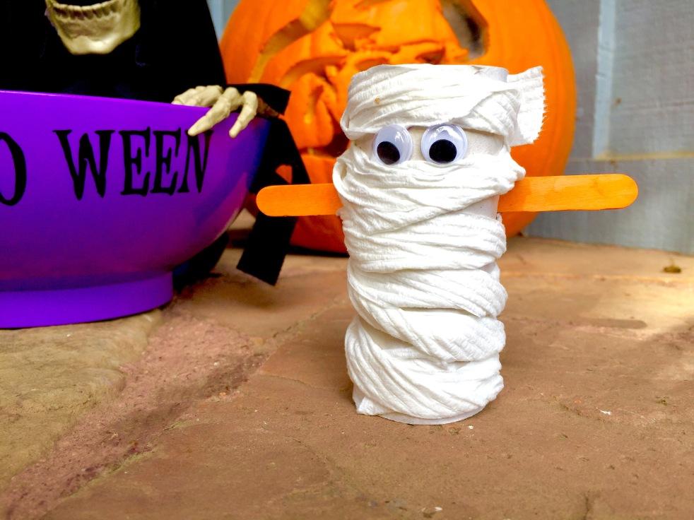 Halloween TP Mummy