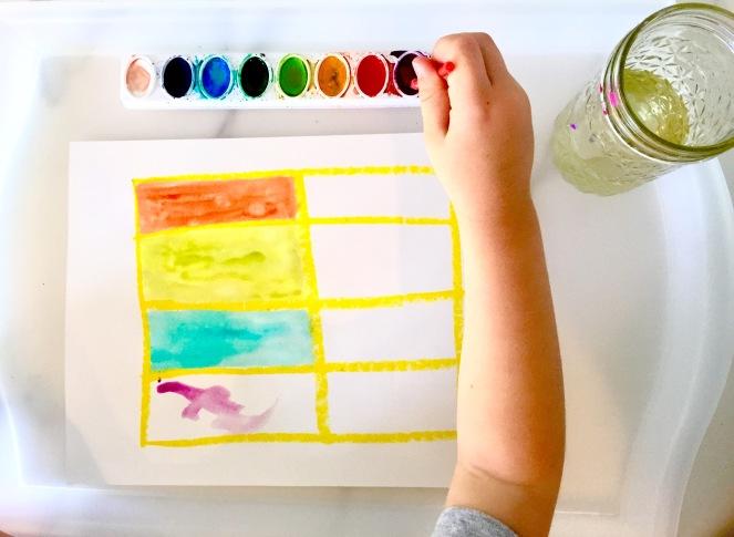 oil-pastel-squares