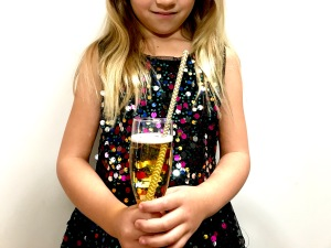 New Years Eve Mocktail for Kids