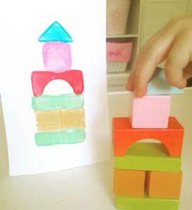 Block Pattern Challenge