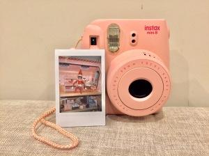 Polaroid Camera Elf on The Shelf