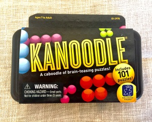Kanoodle Children's Christmas Stocking Stuffer Ideas
