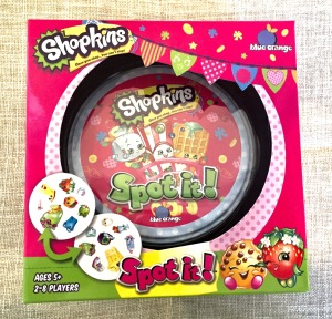 Children's Christmas Stocking Stuffer Ideas Shopkins Spot It