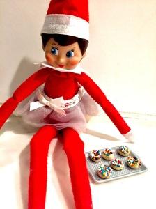 The Elf On The Shelf Ideas Mini Donuts