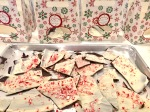 Making Homemade Peppermint Bark