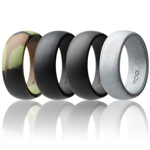 Silicone Wedding Ring Gift Ideas For Men